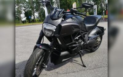 Ducati Diavel 1.2L (114 Kw)